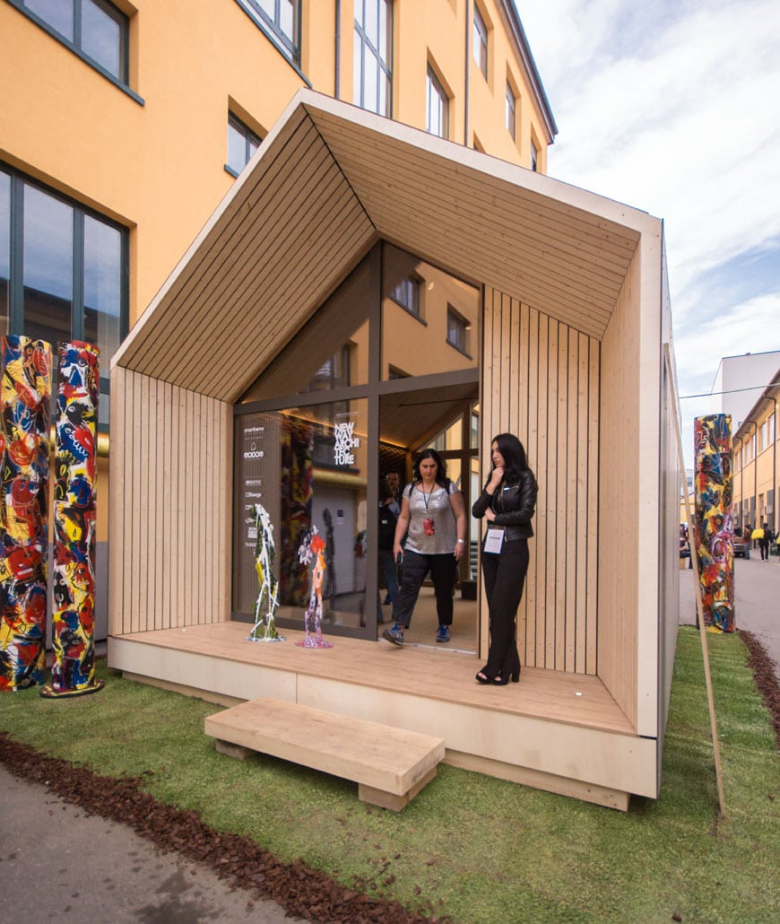 Microarch smarthouse by Modom Inexhibit 01