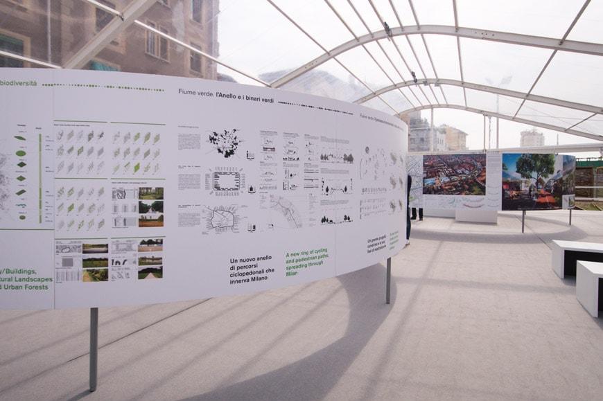Mostra progetti Scali ferroviari Milano Inexhibit 02