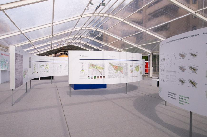 Mostra progetti Scali ferroviari Milano Inexhibit 07