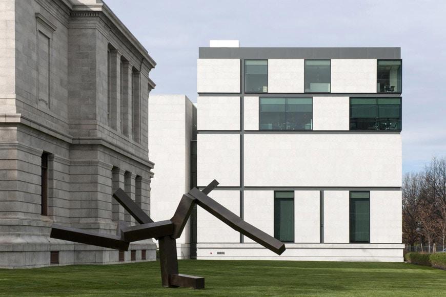 Museum Fine Arts Boston MFA Foster expansion 3