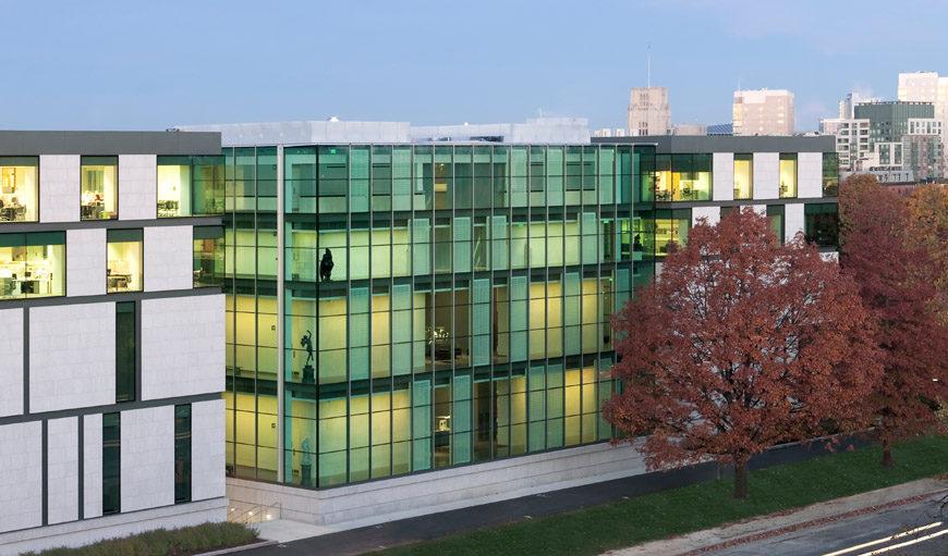 Museum Fine Arts Boston MFA Foster estensione