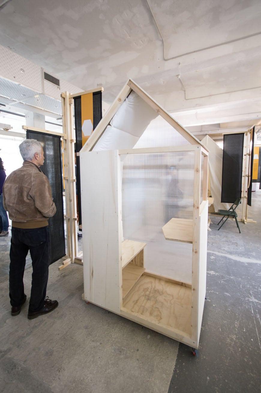 OneSQM House on wheels di Van Bo Le Mentzel Inexhibit