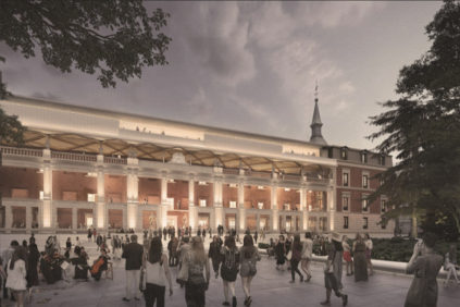 Foster's winning design and all finalist proposals for Prado Museum renovation