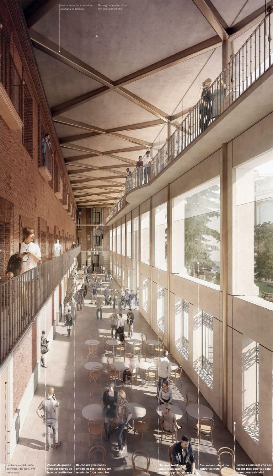 Prado-Architectural-Competition-Foster-Rubio-07