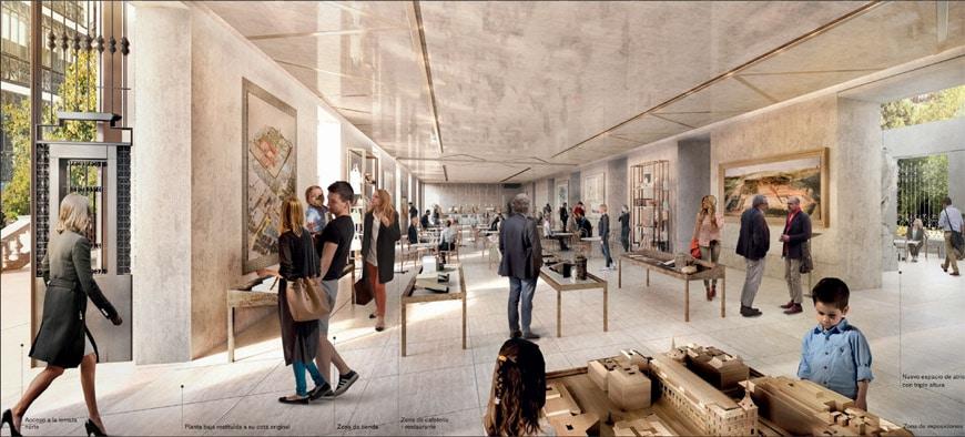 Prado-Architectural-Competition-Foster-Rubio-08