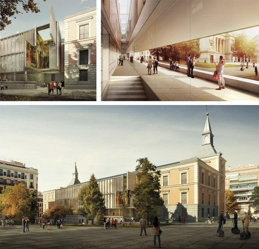 Prado-Architectural-Competition-Nieto-Sobejano