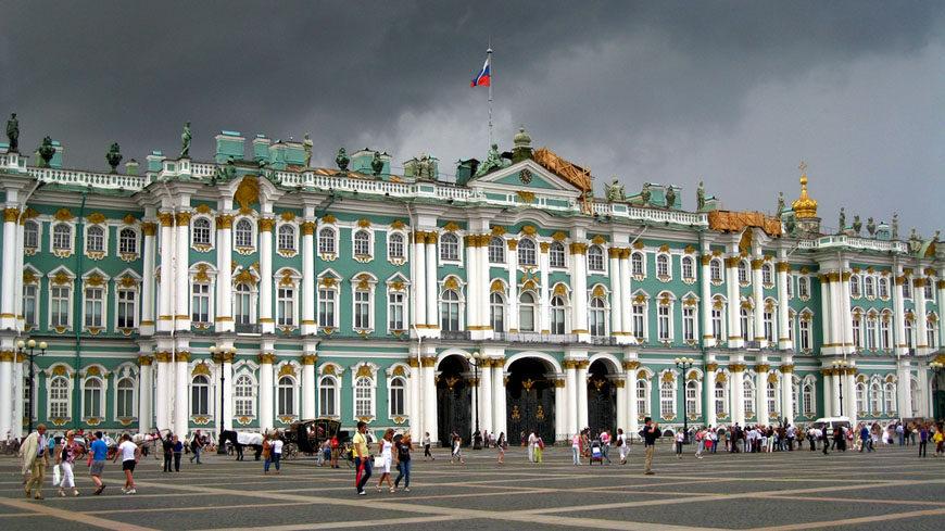 Winter Palace Hermitage museum Saint Petersburg 08