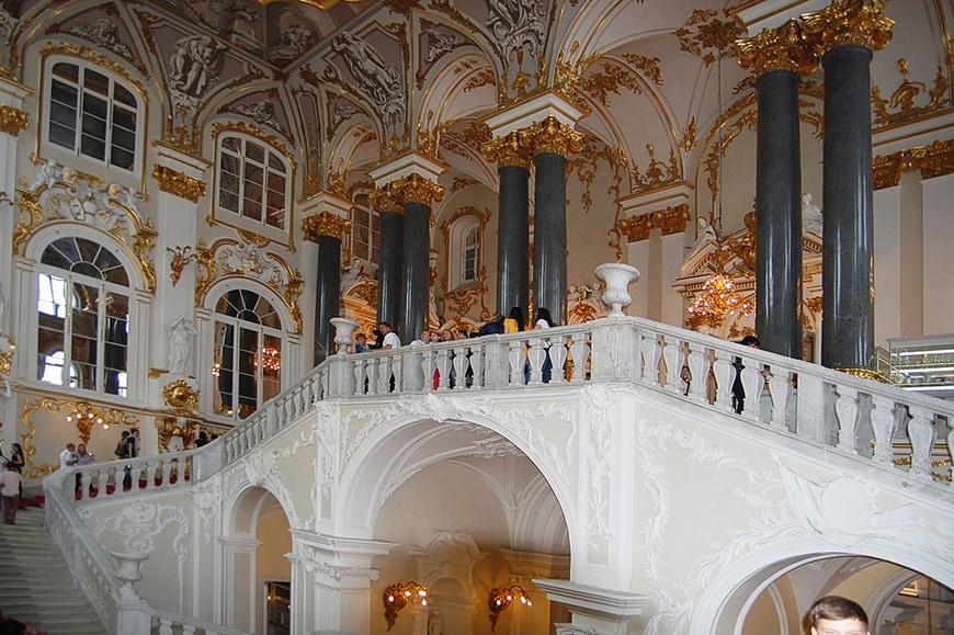 Winter Palace Hermitage museum Saint Petersburg 09