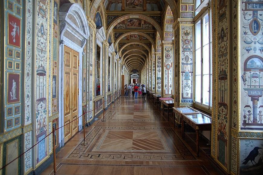 Winter Palace Hermitage museum Saint Petersburg 10