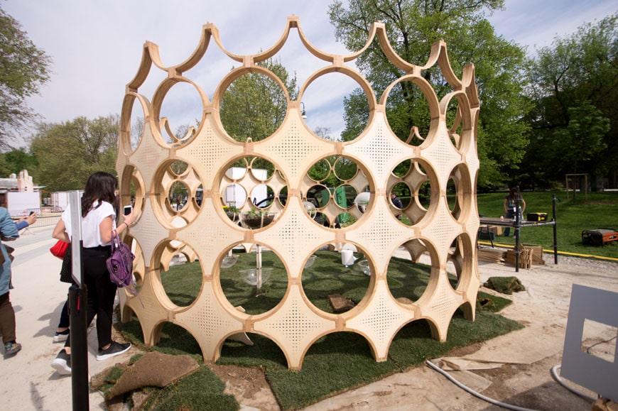 Wunderbugs ecosystem pavilion Milan Design Week 2017 Inexhibit 01