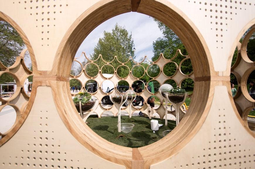 Wunderbugs ecosystem pavilion Milan Design Week 2017 Inexhibit 02