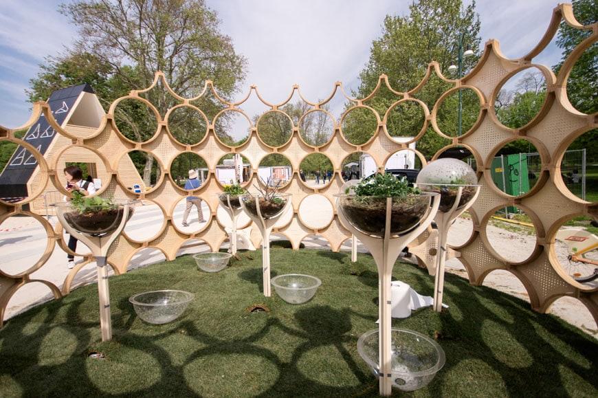 Wunderbugs ecosystem pavilion Milan Design Week 2017 Inexhibit 03