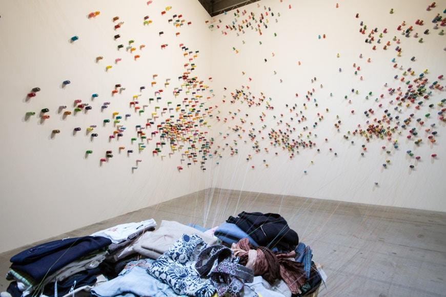 Art Biennale Venice 2017 Lee Mingwei Inexhibit