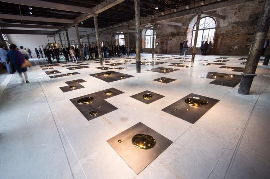 Art Biennale Venice 2017 Liu Jianhua Inexhibit