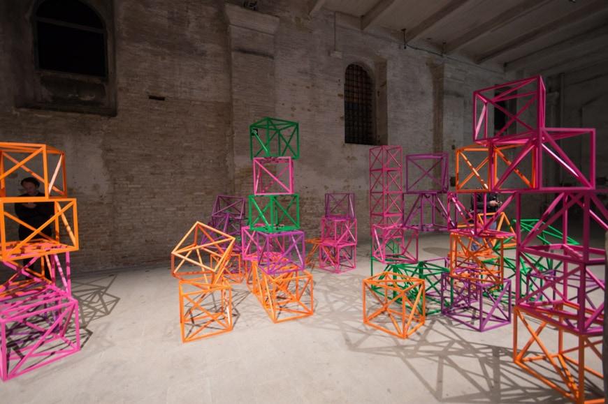 Art Biennale Venice 2017 Rashid Araeen Inexhibit