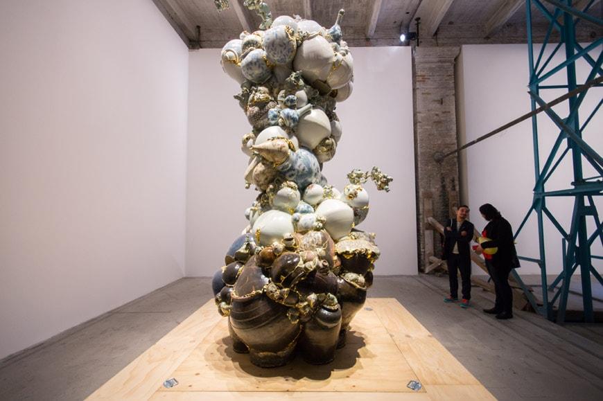 Art Biennale Venice 2017 Yee Sookyung Inexhibit 1