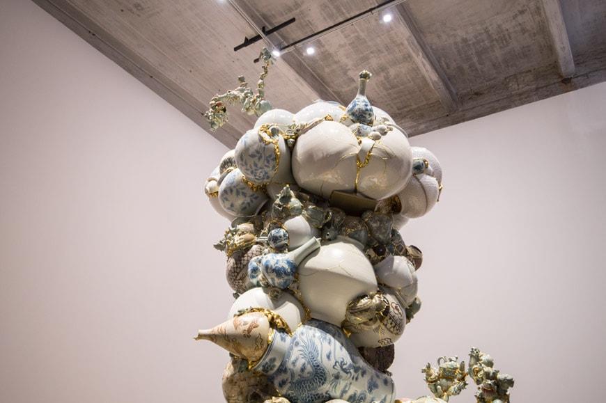 Art Biennale Venice 2017 Yee Sookyung Inexhibit 2