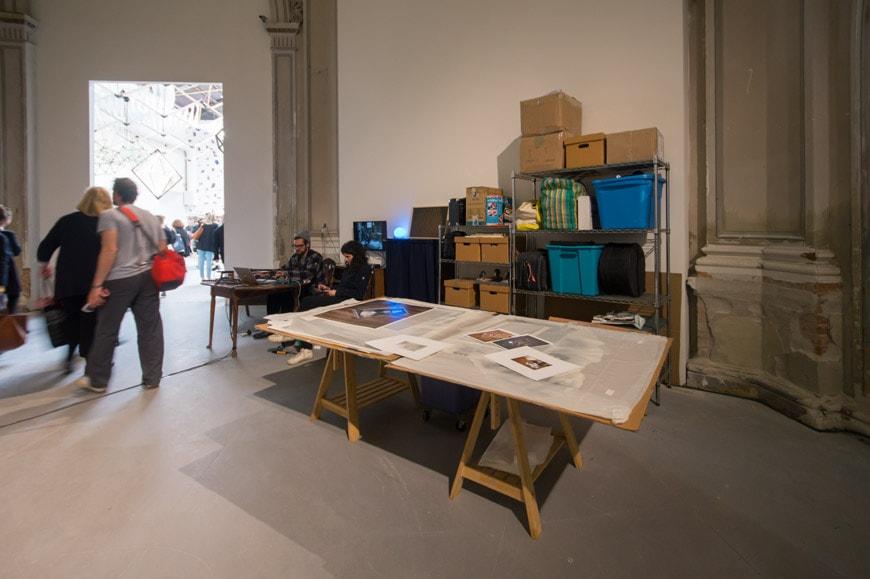 Dawn Casper Venice Art Biennale 2017 Inexhibit 2