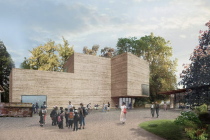 Beyeler Foundation extension project by Peter Zumthor unveiled