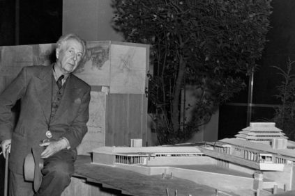 Major exhibition at New York's MoMA celebrates Frank Lloyd Wright 150th anniversary