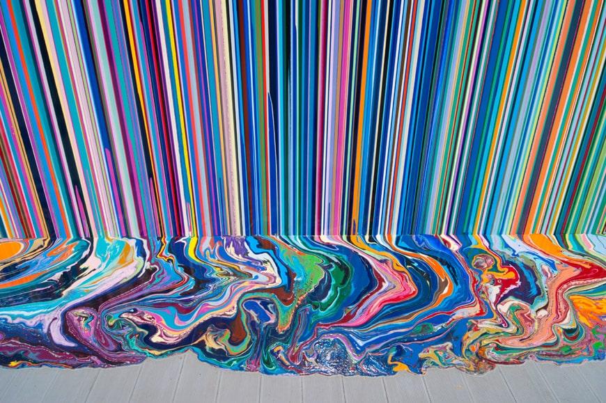 Ian-Davenport-Giardini-Colourfall-for-Swatch-Venice-Art-Biennale-2017-Inexhibit-6