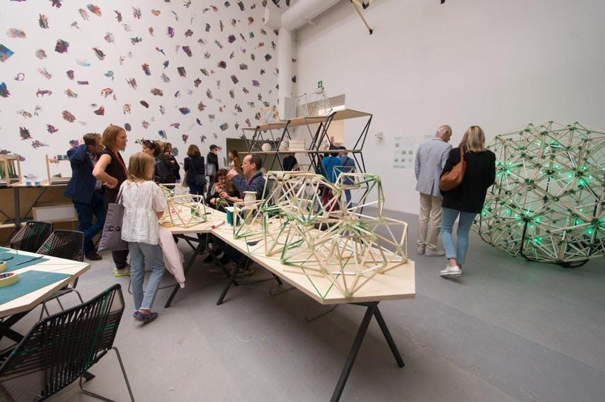 Olafur Eliasson Venice Art Biennale 2017 Inexhibit 1