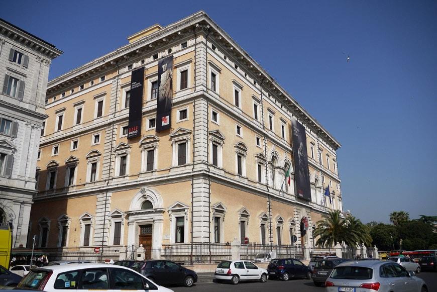 Palazzo Massimo National Roman Museum Rome 1