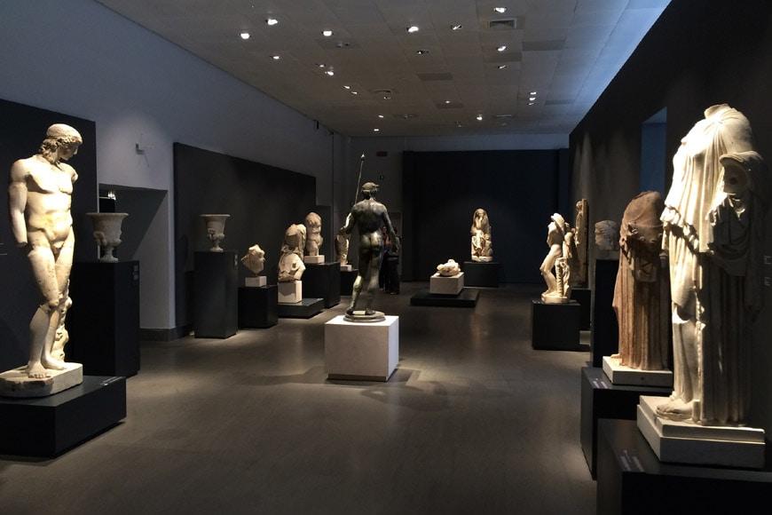 Palazzo Massimo National Roman Museum Rome 5