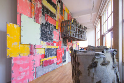 Phyllida Barlow – Folly | The British pavilion at the Venice Art Biennale 2017