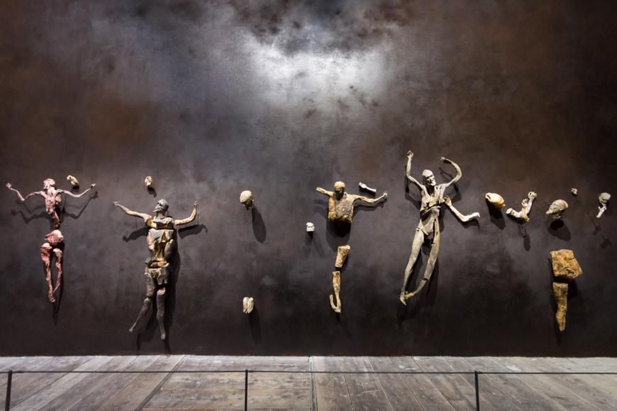 Roberto Cuoghi Padiglione Italia Biennale Venezia Arte 2017 Inexhibit 11