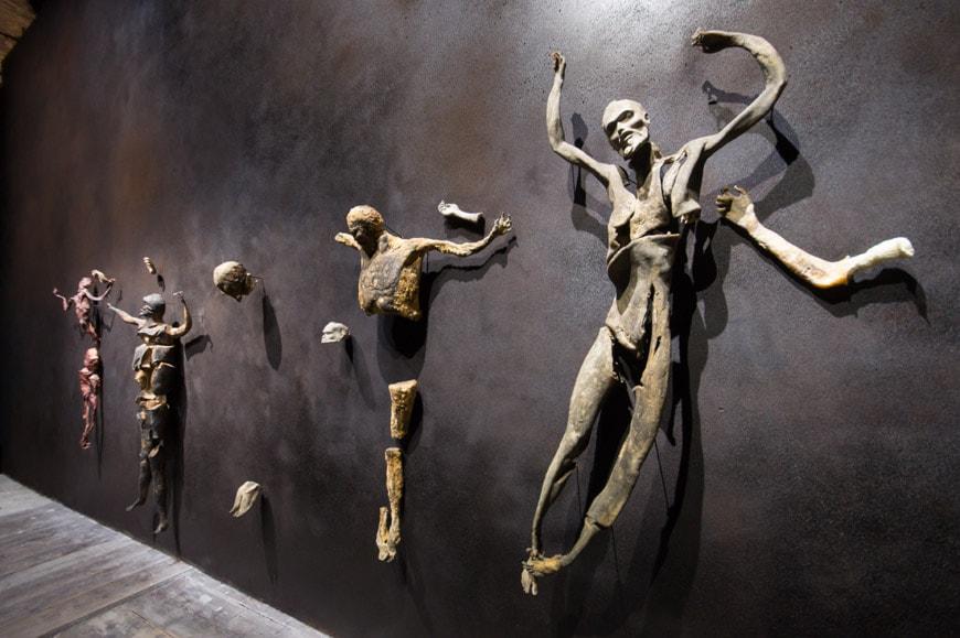 Roberto Cuoghi Padiglione Italia Biennale Venezia Arte 2017 Inexhibit 12