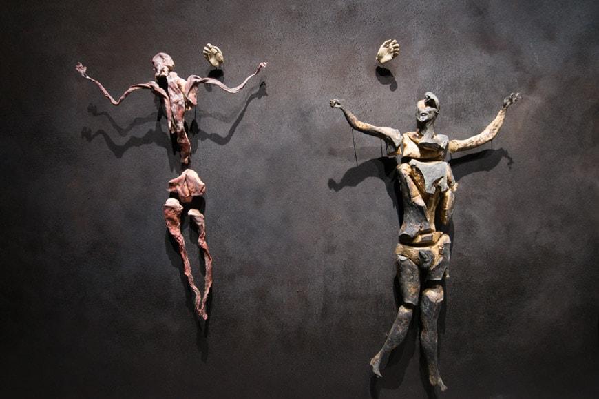 Roberto Cuoghi Padiglione Italia Biennale Venezia Arte 2017 Inexhibit 14