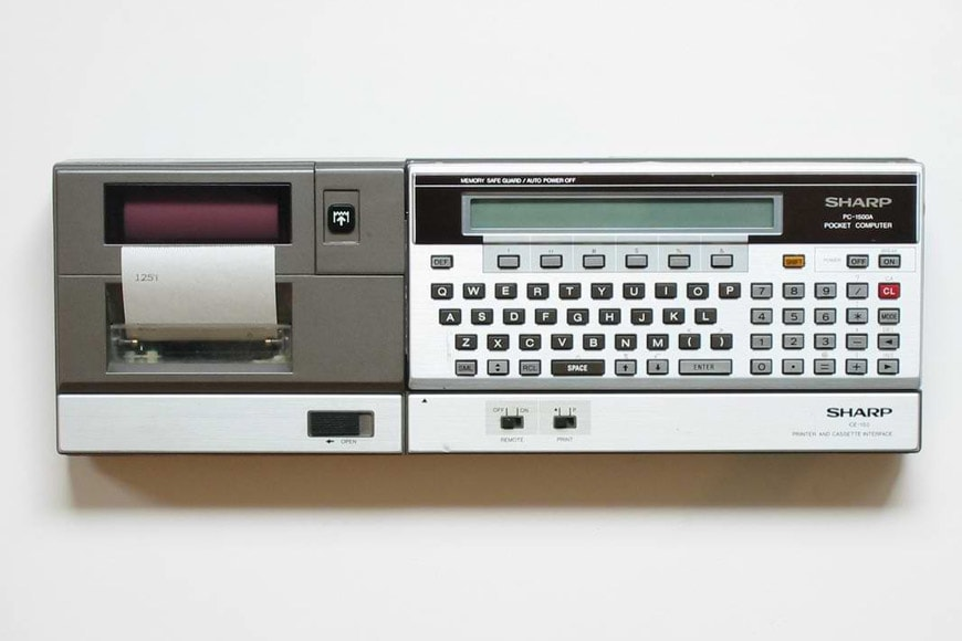 Sharp PC 1500 pocket computer
