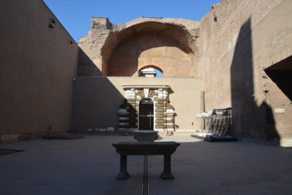 Baths of Diocletian – Rome