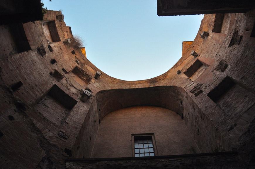 Terme di Diocleziano Rome Diocletian Baths 2