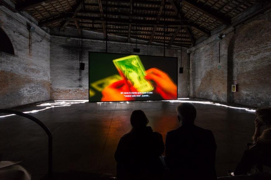 The Reading Adelita Husni-Bey Padiglione Italia Biennale Venezia Arte 2017 Inexhibit 03