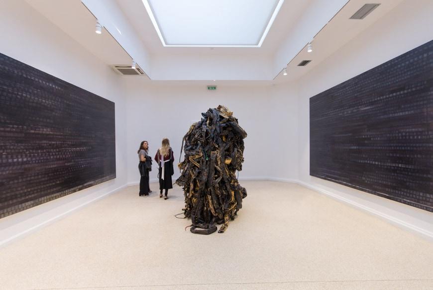 United States Mark Bradford Venice Art Biennale 2017 Inexhibit 1