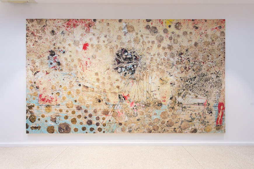 United States Mark Bradford Venice Art Biennale 2017 Inexhibit 8
