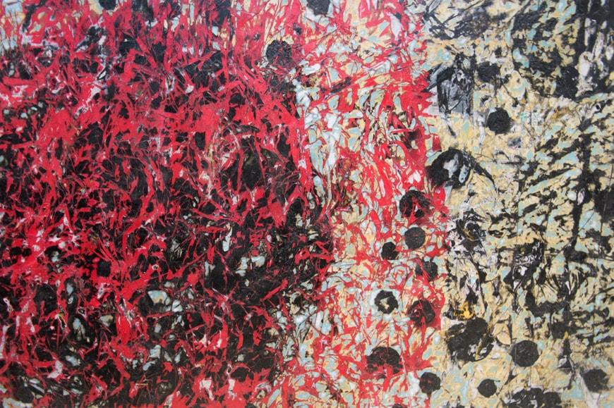 United States Mark Bradford Venice Art Biennale 2017 Inexhibit 9