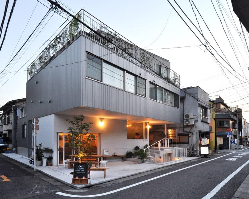 Vitra-Together-apartments-with-Small-Restaurant-Tokio-2014-Naka Architects-Studio