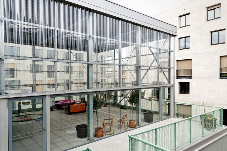Hunziker Areal Zürich / Haus J