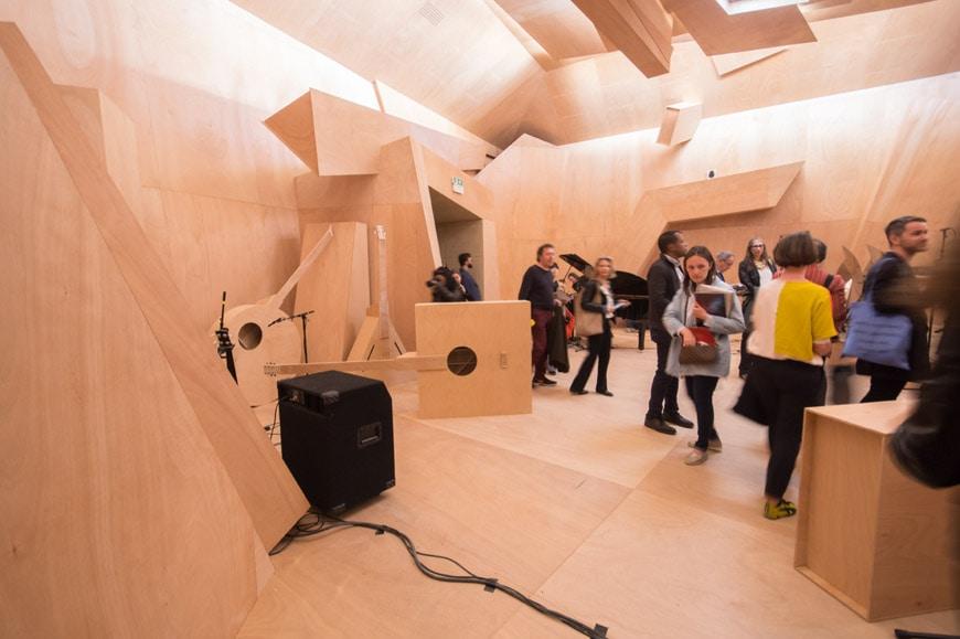 Xavier Vilhan French Pavilion Venice Art Biennale 2017 Inexhibit 02