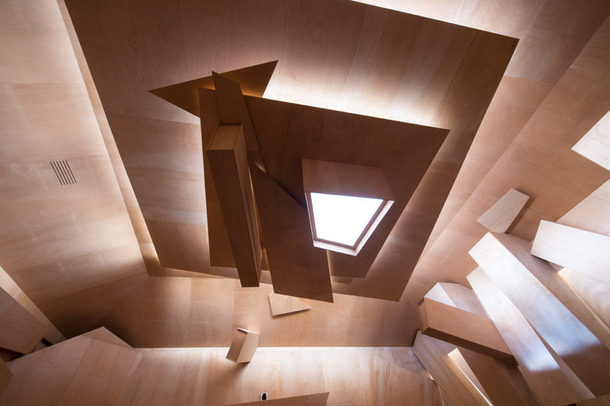 Studio Venezia by Xavier Veilhan | The French Pavilion at the 57th Venice Art Biennale