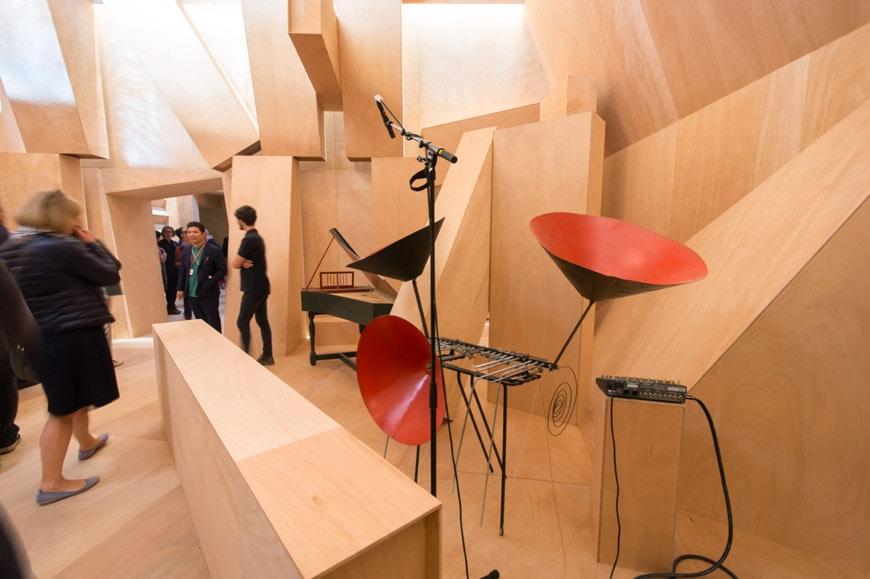 Xavier Vilhan French Pavilion Venice Art Biennale 2017 Inexhibit 05