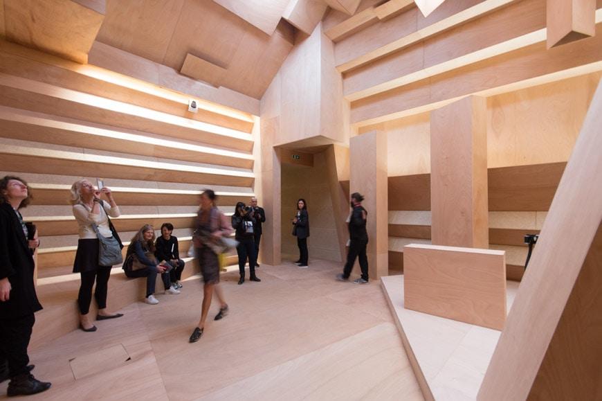 Xavier Vilhan French Pavilion Venice Art Biennale 2017 Inexhibit 06