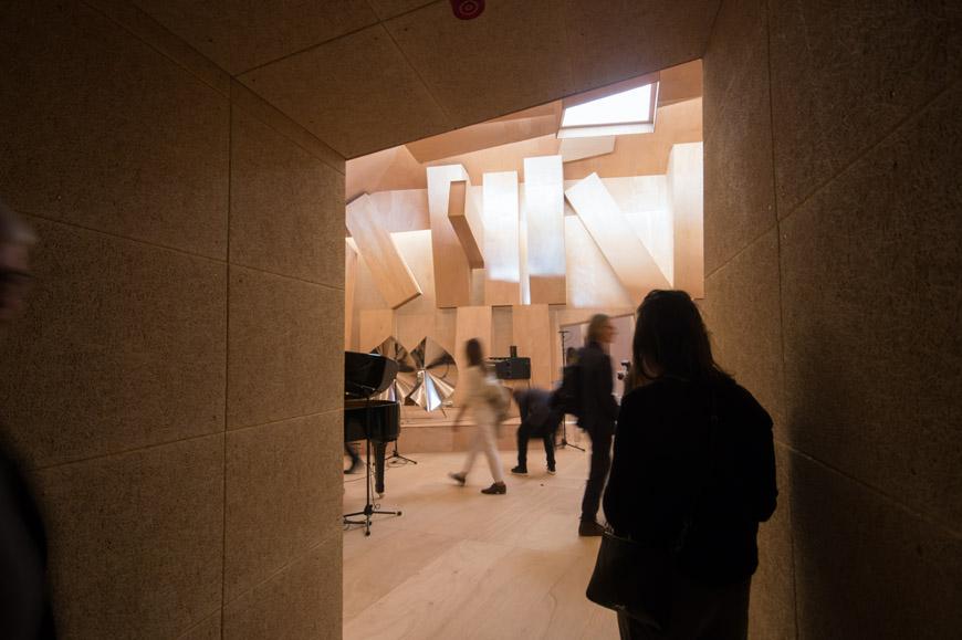 Xavier Vilhan French Pavilion Venice Art Biennale 2017 Inexhibit 10
