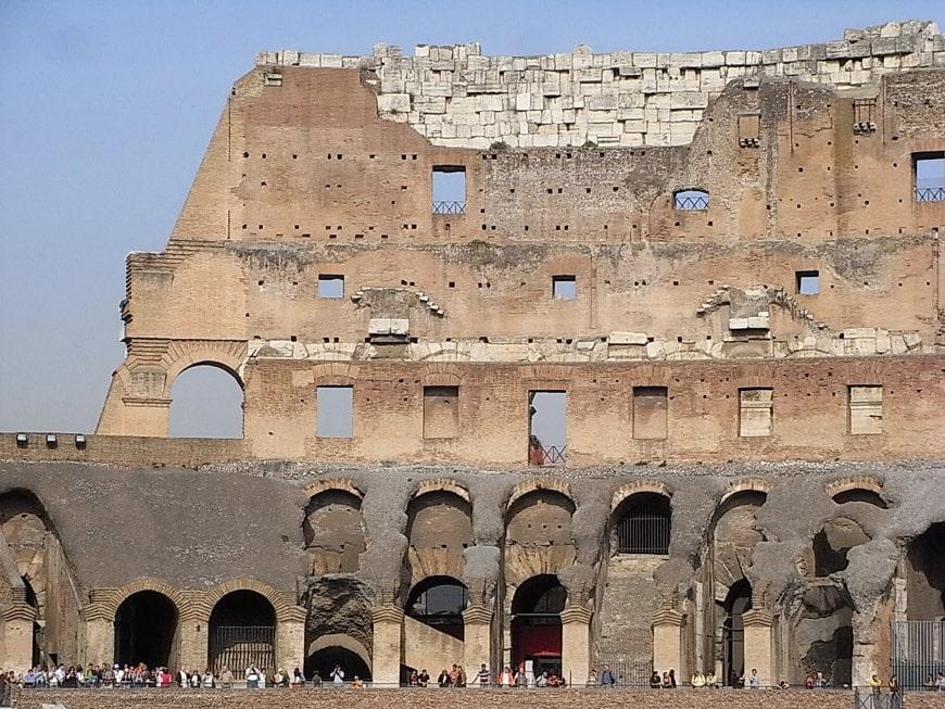 Colosseum-Flavian-Amphitheater-Rome-interior-8