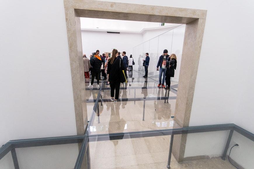 German Pavilion Venice Art Biennale 2017 Anne Imhof 05 Inexhibit