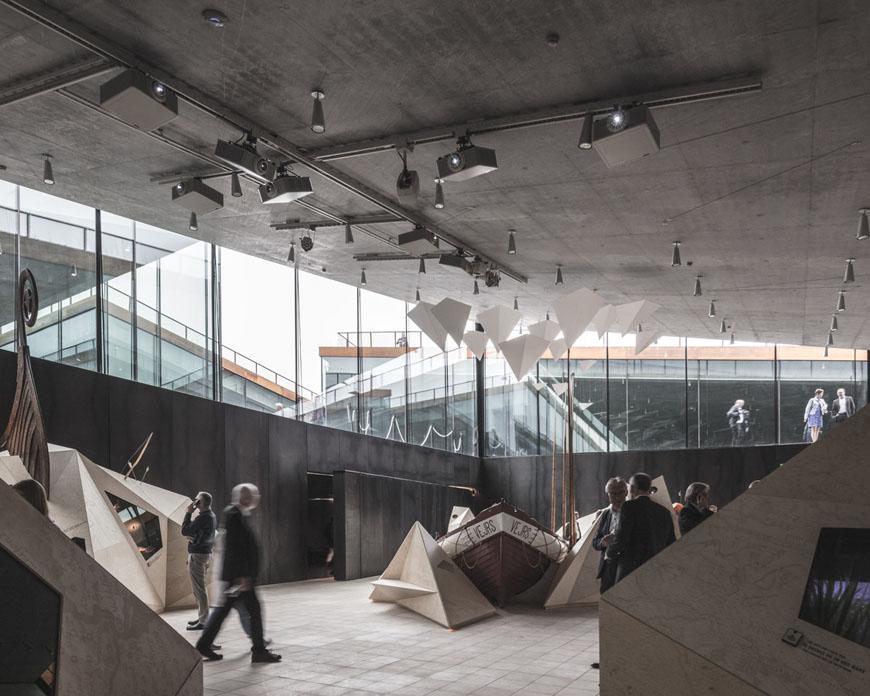 BIG Bjarke Ingels TIRPITZ Bunker Museum 11