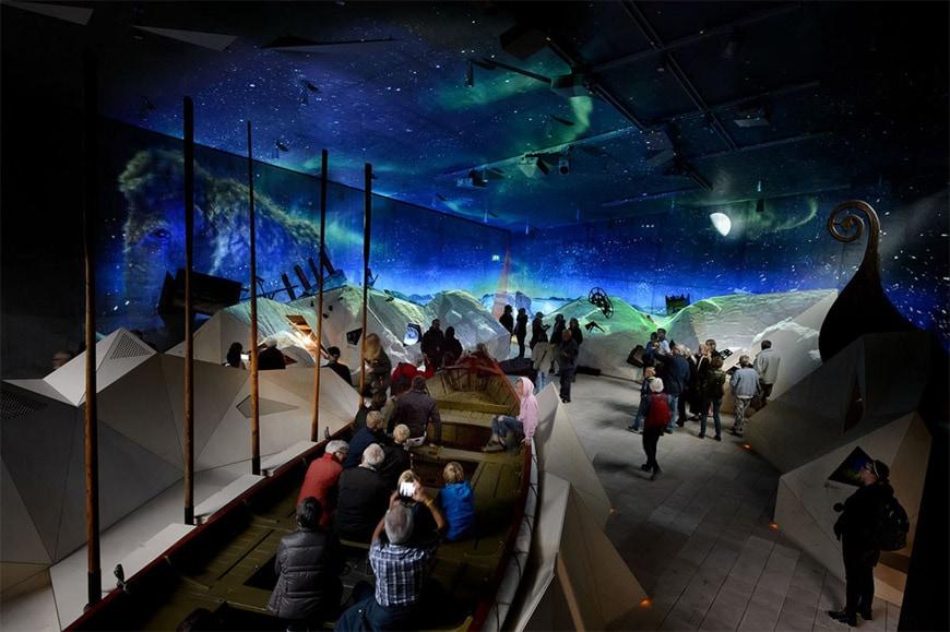 BIG Bjarke Ingels TIRPITZ Bunker Museum 12